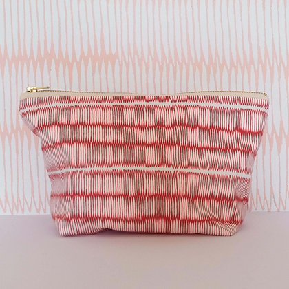 Tatami Pouch - Red