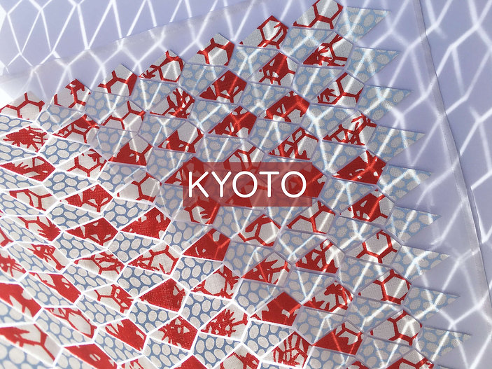 Kyoto Printed Textiles Text