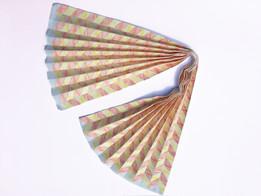 Fabric Manipulation Origami Textiles