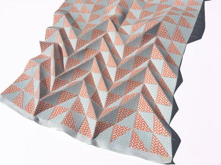 Fabric Manipulation Origami Textile