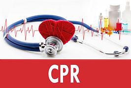 Medical concept, CPR