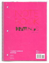 Notebook Drawings 2011-2012