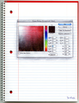 Ballpoint Color Picker