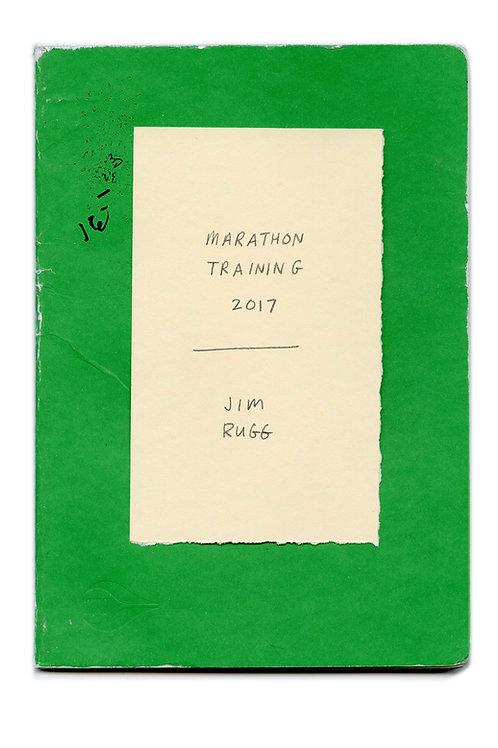 2017 Marathon Training digital file