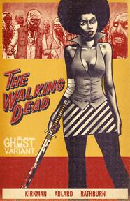 Walking Dead 101 Ghost Variant