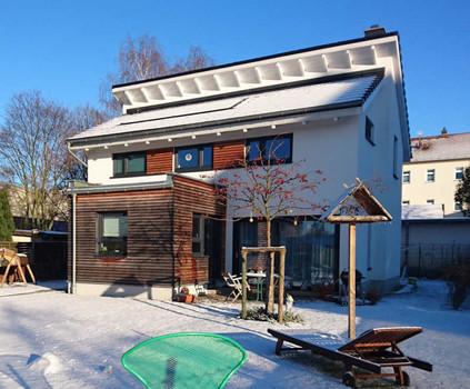 Einfamilienhaus in Borsdorf