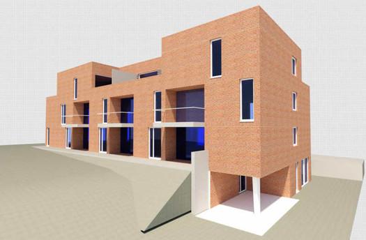 Mehrfamilienhaus Eutin