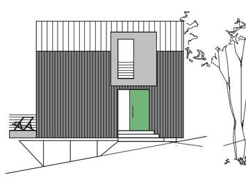 Tiny-House-Konzept