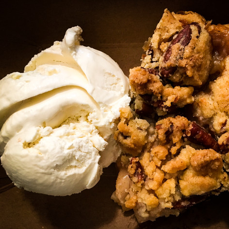 Ice Cream and Pie from Chile Pies