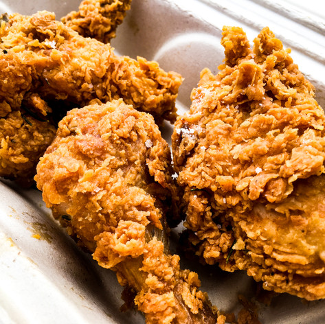Fried Chicken from Ad Hoc