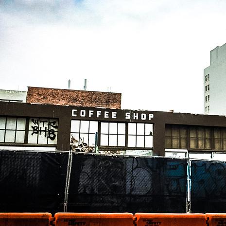 Coffee Shop Demolition