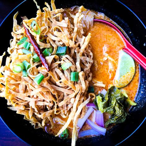 Khao Soi from Pin-Toh