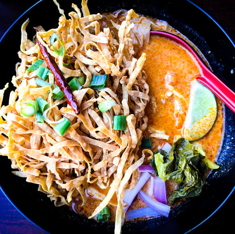 Khao Soi from Pin-Toh