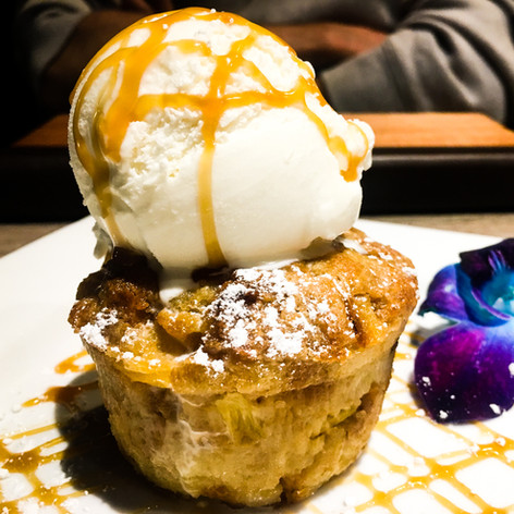 Pineapple Bread Pudding from Pa'ina