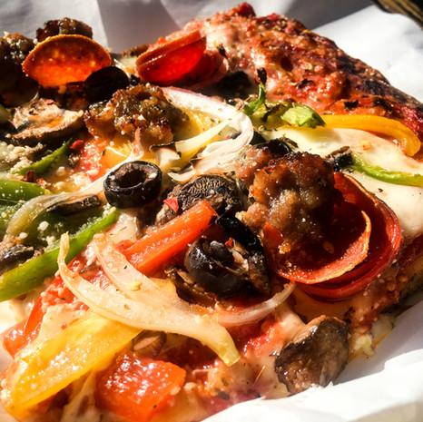 Sicilian Slice from Tony's Slice House