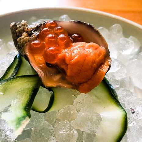 Yonsei Oyster from Hopscotch