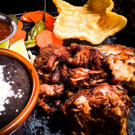 Carnitas from El Techo
