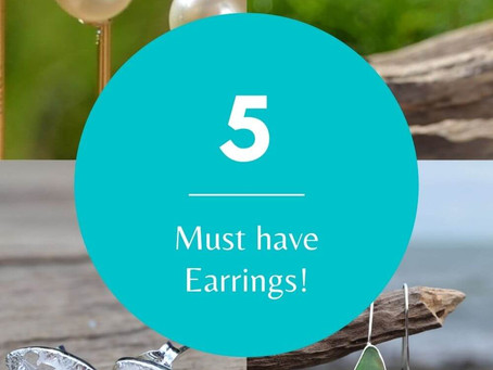 5 must have earring styles everyone should own!