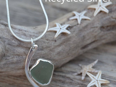 5 Reasons To Buy Recycled Silver…