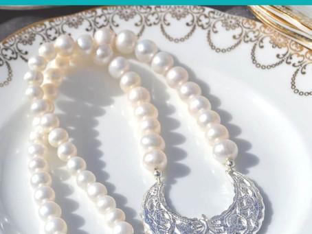 3 Reasons to buy pearls....