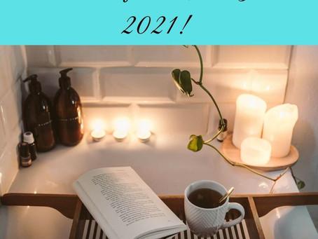 Make self-care a priority in 2021!