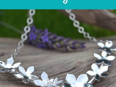 Jewellery to give you a spring in your step!