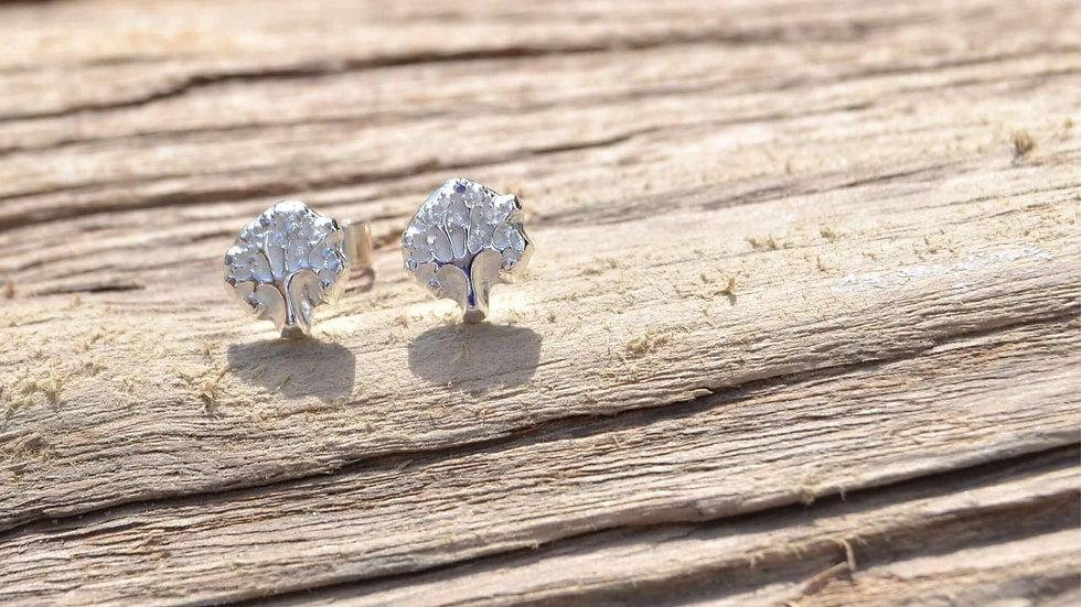 Handmade silver Tree of Life earrings KL jewellery designs.jpg
