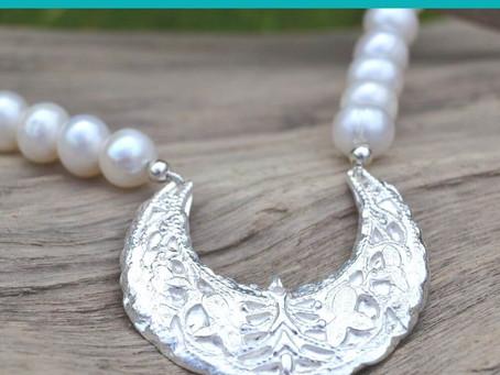Pearls, the birthstone of June!