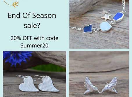 End of Summer Sale - 20%off