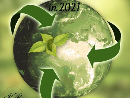 How to be sustainable in 2021