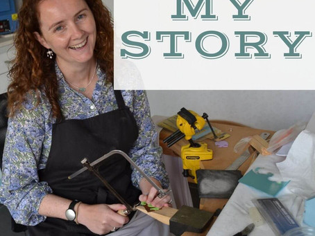Have I told you my story? My journey into the world of Jewellery?