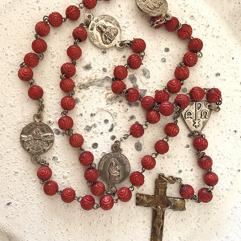 Roses of Redemption Rosary