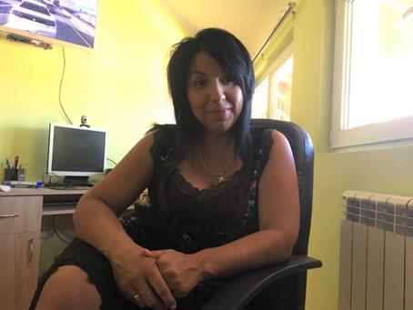 Активните жени на Габрово: Запознай се с Росица Чернева