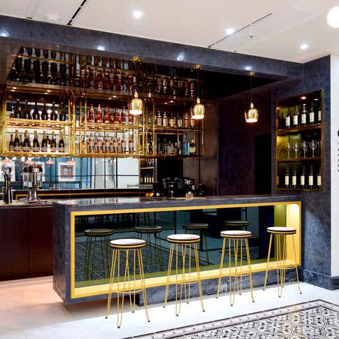 Opens Lounge Bar