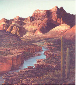 Impossible Canyon