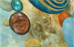 Faces - Mural