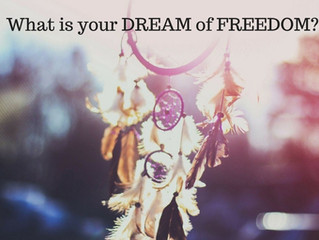 What is Your Dream of Freedom?