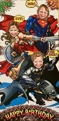 Super Heros!!
