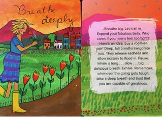 Breathe Deep, Deep Breath!