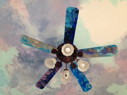Blue Storm Ceiling Blade Fans