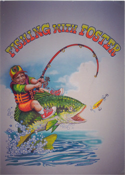 Fishing with Foster
