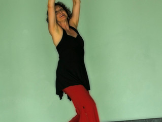 YES Yoga is a dance and YES you can dance your Yoga!  10 Ways to dance your Yoga.