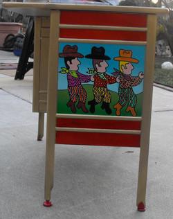 Cowboy Conga - Desk