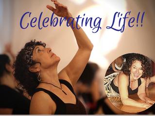 Celebrating LIFE!!