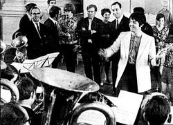 Paul McCartney Black Dyke Mills Band