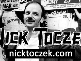 Nick Toczek's New Website