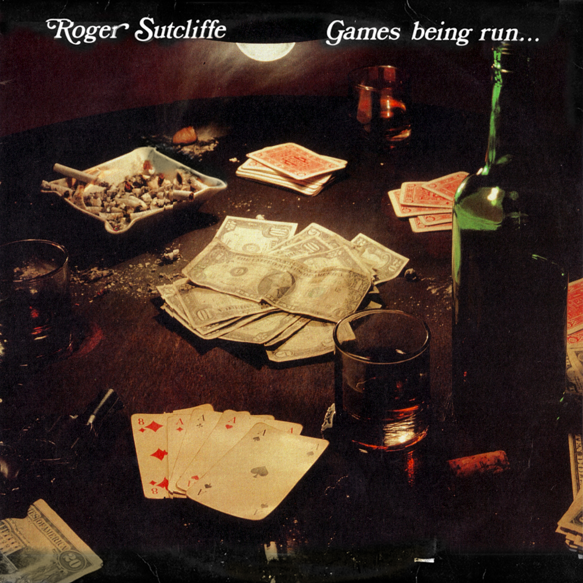 Roger Sutcliffe - Games Being Run