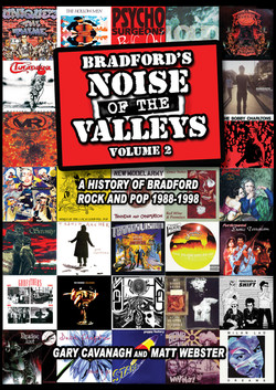Bradford's Noise Of The Valleys Volume 2 cover