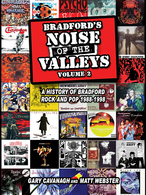 Bradford's Noise Of The Valleys Volume Two