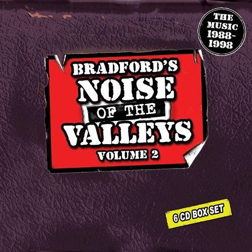 Bradford Noise 6 CD Set